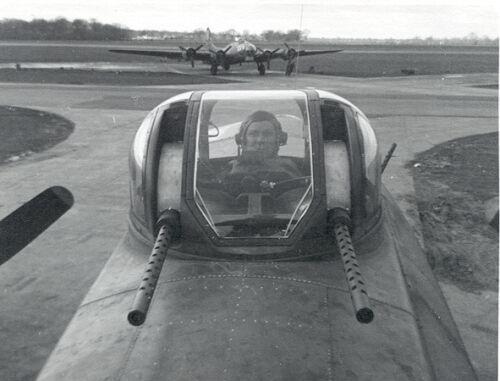 B 24 Ball Turret Sperry B-17 top turret...