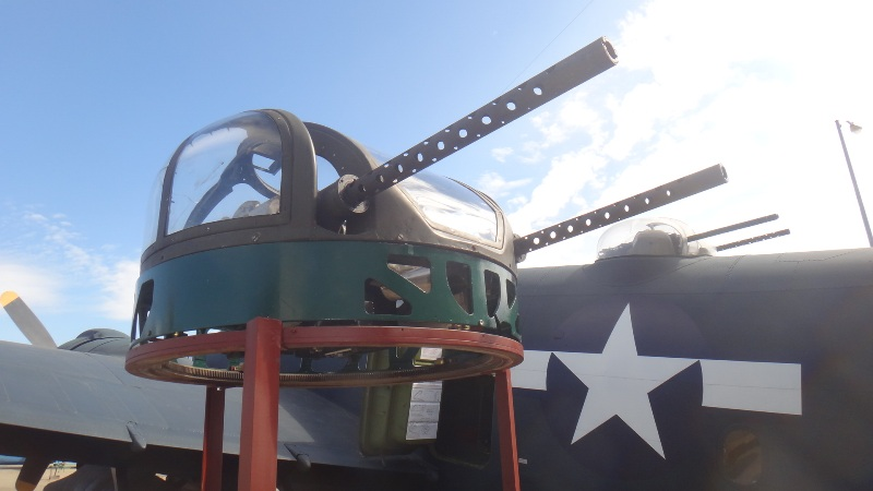 Sperry B 17 Top Turret For Sale