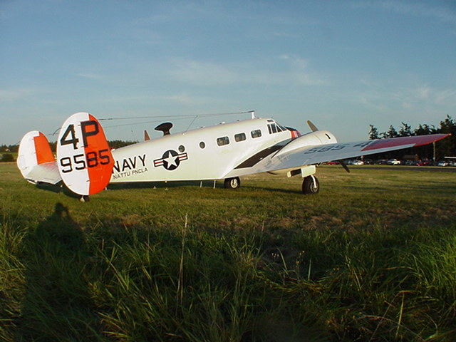 Beech 18 differences and modifications